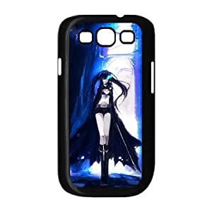 Black Rock Shooter Samsung Galaxy S3 9 Cell Phone Case Black yyfabc-441319