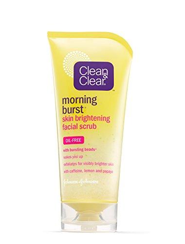 Peau Clean & Clear Matin Burst éclaircissant Gommage, 5 once