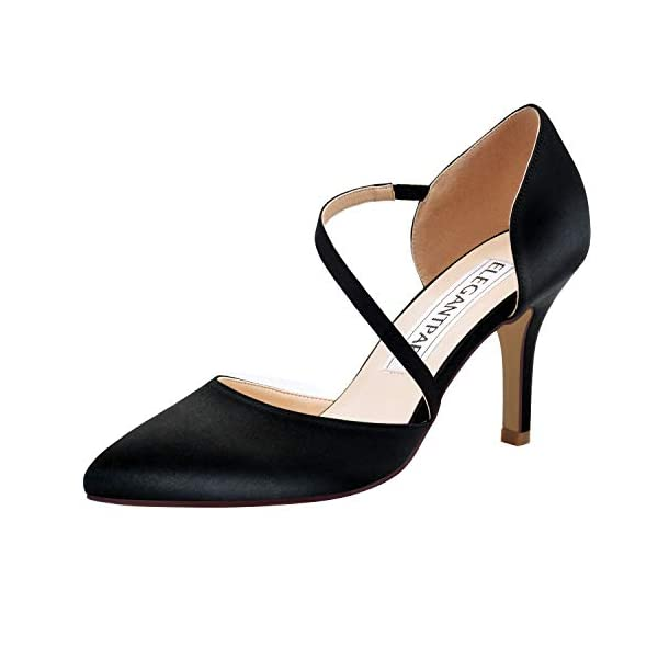 ElegantPark - Zapato fiesta negro