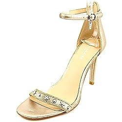 Coach Melrose Women US 5 Bronze Sandals