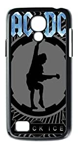 Hot Favourite SamSung Case acdc poster AC/DC Music Poster SamSung Galaxy S4 mini i9192/i9198 Case Cover A Good Market Case