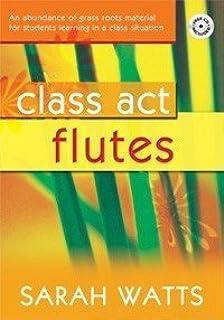 Instruction Books, Cds & Video 100% True Ready Steady Flute Watts Pupil Book Cd