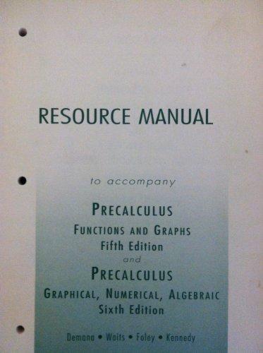 precalculus mathematics for calculus 7th edition solutions manual pdf