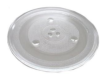 "KENWOOD  315mm 12.5 /"" Inch Diameter Microwave Turntable GLASS PLATE"
