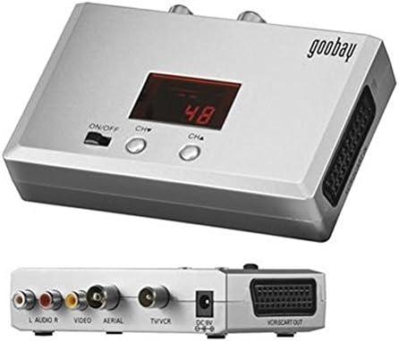 Konverter Breitband Audio Video Hf Modulator Computer Zubehör