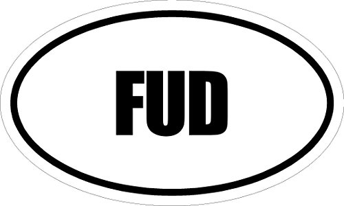 "Price comparison product image 6"" Euro style oval FUD Magnet for Auto Car Refrigerator or any metal surface."