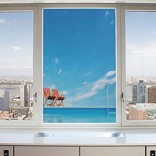 3D Decorative Privacy Window Films,Swimming Pool with