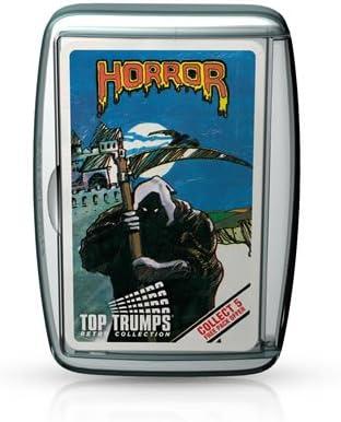 Top Trumps 2165 Horror 2 Retro Juego de cartas: Amazon.es ...