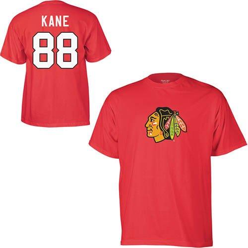 【新品本物】 Patrick Patrick Kane Chicago B00EYR9ULU BlackhawksユースTシャツby Reebok Chicago Youth Large B00EYR9ULU, ブティック イタリコ:761c28cb --- a0267596.xsph.ru