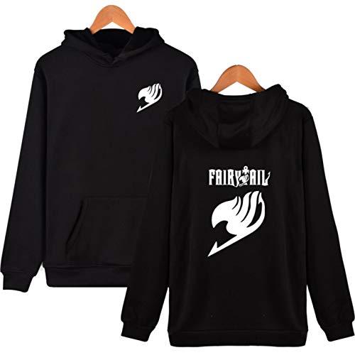 - BWWX Harajuku Fairy Tail Hooded Winter Hoodies Men Women Tracksuit Sweatshirt