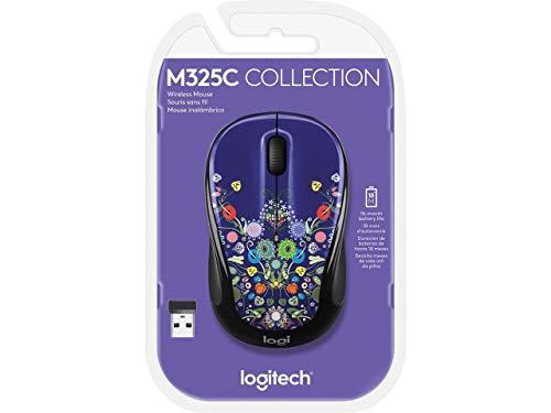 (Logitech - M325 Wireless Optical Mouse - Natural Jewelry)