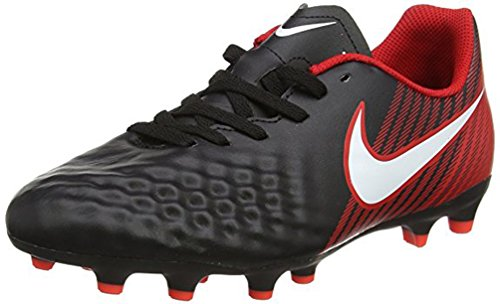 Fg Fg Nike Noir Noir Magista Rot wei Football T De Ola universit Chaussures Jr Ii schwarz Enfant Mixte 061 rwS5xqwIvW