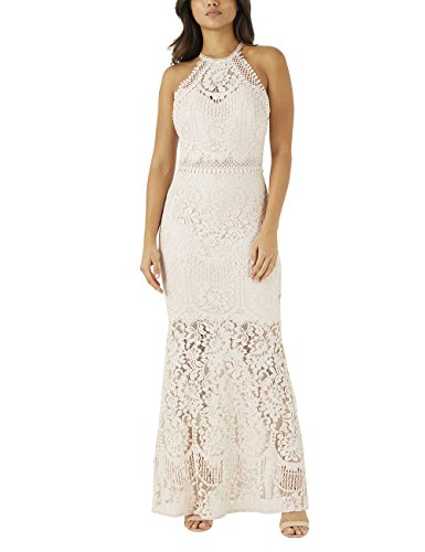 lipsy all over lace dress - 4