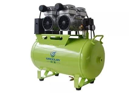 Hot Dental ga (82) 1600 W-60l Silencioso Sin Aceite compresor de aire