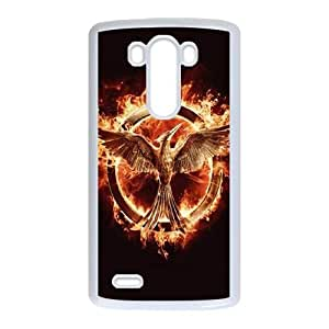 hunger games LG G3 Cell Phone Case White DIY TOY xxy002_908034