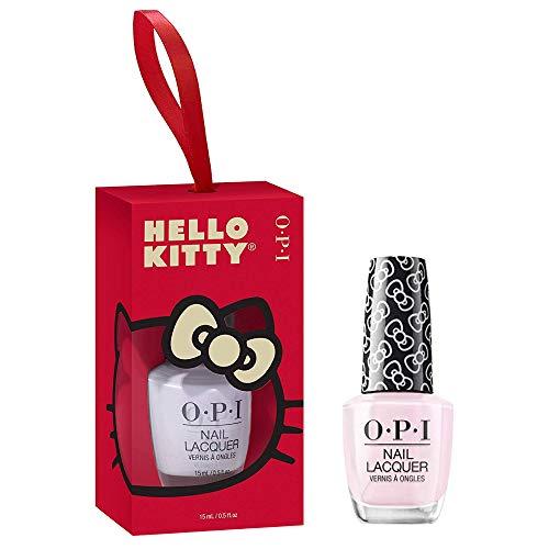 OPI Hello Kitty Nail Polish Collection, Let