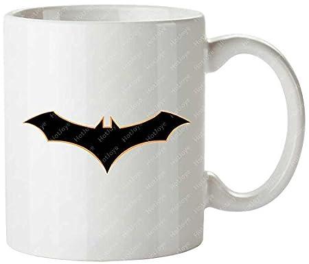 Bat Rebirth Symbol Batman Symbol Rebirth New 52 Batman Logo Tea Cups