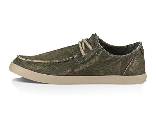 Sneaker Sanuk Mens Nu-nami Lavato Tigrato