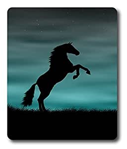 leather mouse mat Horse Animal Best PC Custom Mouse Pads / Mouse Mats Case Cover by Maris's Diary
