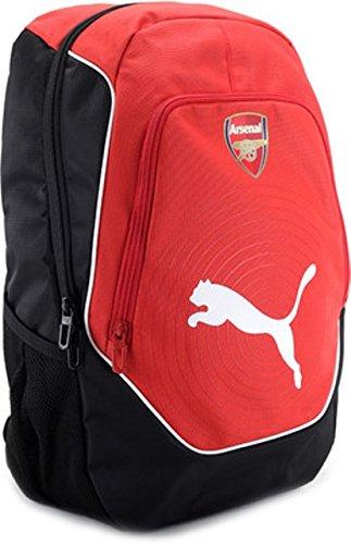 1152b76713 Puma Arsenal Football Multi-Color Casual Backpack (7288301)  Amazon ...