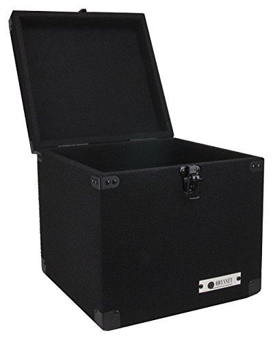 Odyssey CLP090E Carpeted Lp Case With Surface Mount Hardware For 90 Vinyl Lp's Odyssey Innovative Designs