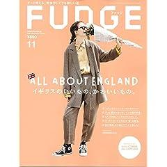 FUDGE 表紙画像