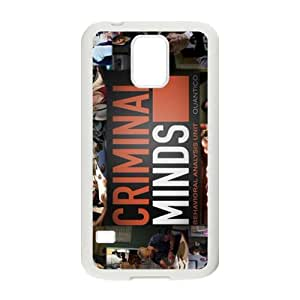Criminal Minds New Style High Quality Comstom Protective case cover For Samsung Galaxy S5