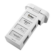 Odec DJI Phantom 3 Battery for DJI Phantom 3 / SE / Professional / Advanced & 4K Drones, 15.2V 4480mAh LiPo Battery Pack