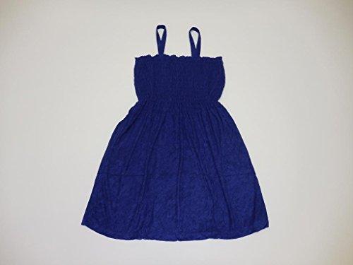 Sun Dress Solid Color Knee High - Terry - Tank Top Women Dress XL ()