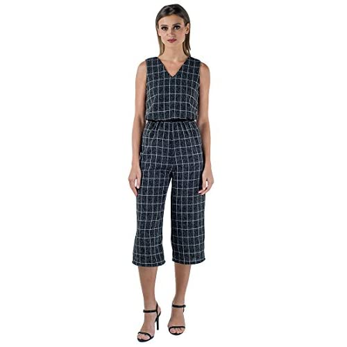 9a1fe3fff Plains and Prints Women's Javian Sleeveless Pantsuit low-cost ...