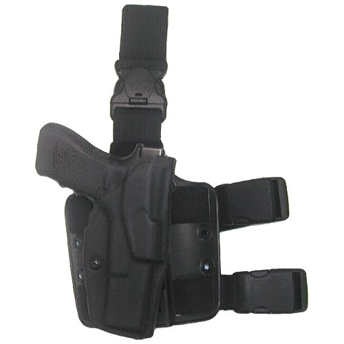 Safariland Standard Key (Safariland 6355 ALS with Quick Release Sig Sauer P320 9/40 Holster, Black, Right Hand)