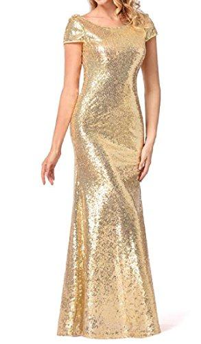 donne Da Raso 2 Del Party Caviglia Sposa Coolred Premium In Vestito Paillettes dSwAWHdxFq