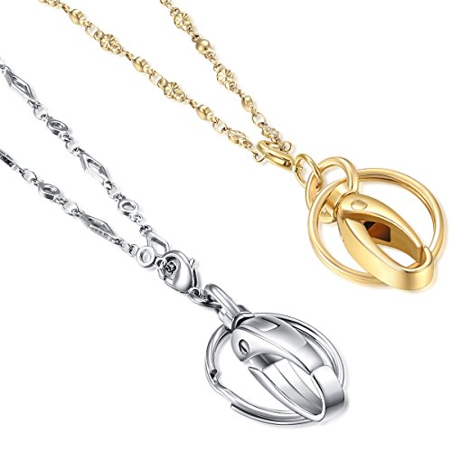 Which is the best accessories for women necklaces long gold?