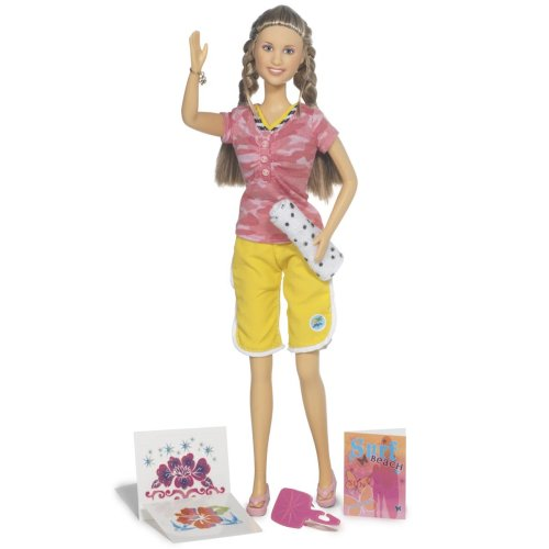 Hannah Montana Summertime Collections Doll and Accessories - Lilly