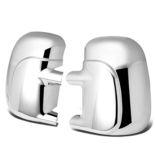 F 250 Exterior Mirror Covers Chrome product image