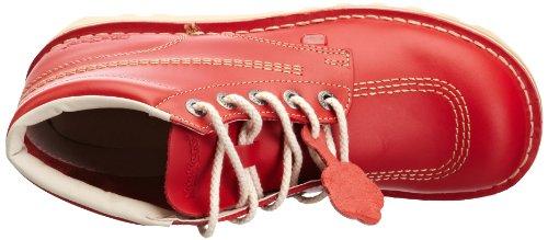 Kick Boots Lt Ankle Red Cream Kickers Hi Men's pSq5nR