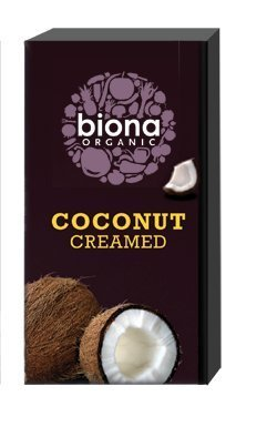 Biona Organic Creamed Coconut 200g - CLF-BNA-7018 by Biona