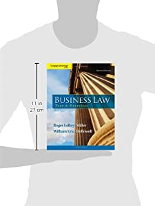 Cengage Advantage Books: Business Law: Text and Exercises from South-Western College/West