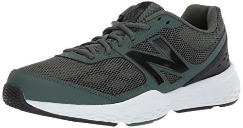 - New Balance Men's 517v1 Cross Trainer, Military Dark Triumph Green, 13 D US