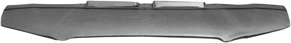 Motorhauben Steinschlagschutz kompatibel mit Kia Ceed 2012-2018 Schwarz JD
