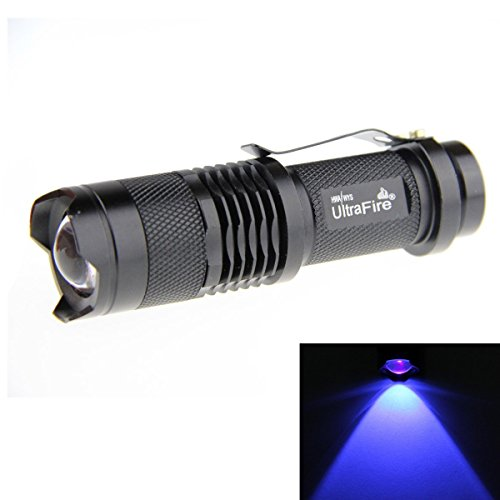 UltraFire Ultraviolet Flashlight Llights Hunting product image