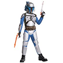 Rubies Costume Co (Canada) Star Wars Deluxe Child's Jango Fett Costume, Small