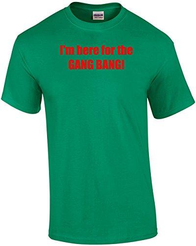 Christmas Gang Bang - I'm Here For The Gang Bang! Shirt