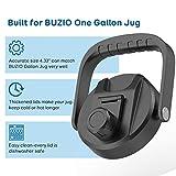 BUZIO Spout Lid for Gallon Jug, Replacement Twist