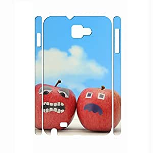 Delicious Food Series Lovely3D Shockproof Hard Plastic Case Cover for Samsung Galaxy Note I9220