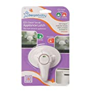 Dreambaby Swivel Oven Lock with EZ-Check Indicator, White