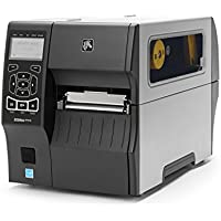 Zebra ZT41042-T010000Z ZT410 Industrial Thermal Transfer Table Top Printer, 203 DPI, Monochrome, With 10/100 Ethernet, Bluetooth 2.1, USB Host