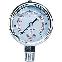 Best Value Vacs Pressure Gauge- 1/4