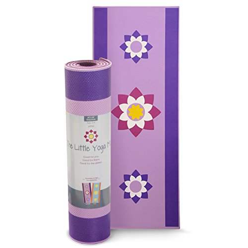 The Little Yoga Mat Lotus Mat - 5mm