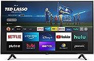 "Introducing Amazon Fire TV 50"" 4-Series 4K UHD sma"